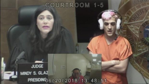 [MI] Kevin Fret Appears in Bond Court