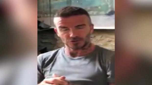 [MI] David Beckham Makes Push For Soccer Stadium Deal
