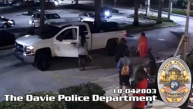 [MI] Davie Stabbing Caught on Camera