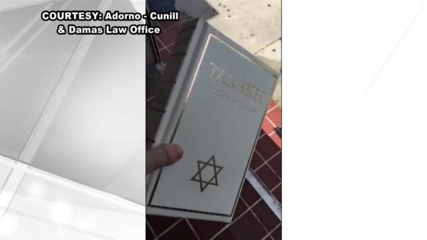 [MI] Video Shows Miami Sergeant Tossing Hebrew Bible
