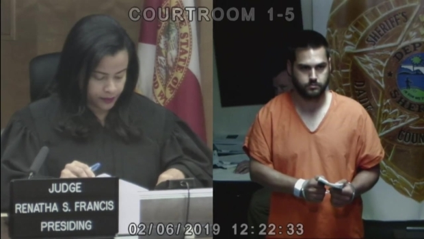 [MI] Dayron Fuentes Appears in Bond Court