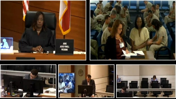 [MI] Inmate Hits Public Defender in Broward Court
