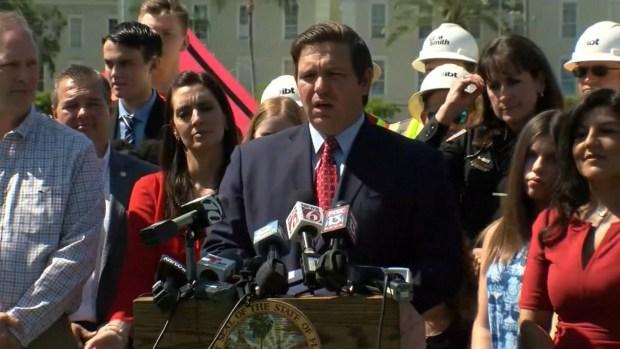 [MI] DeSantis Discusses Possible Migrant Influx to Florida