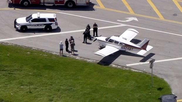 [MI] Small Plane Lands on Krome Avenue in Miami-Dade