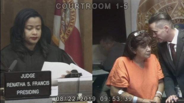 [MI] Raiza Cueto-Alvarez Appears in Bond Court