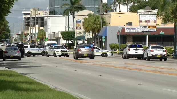 [MI] Two Men Wounded During Little Havana Shooting
