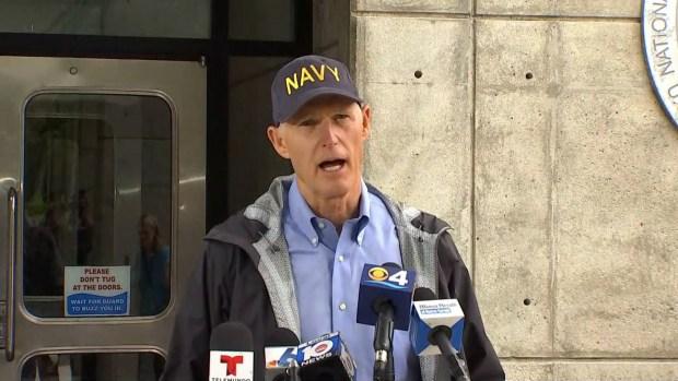 [MI] Sen. Rick Scott Warns of Storm Surge Threat During Dorian