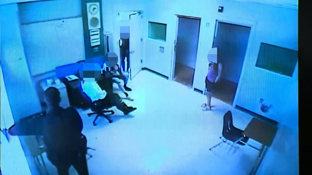 [MI] Footage Shows BSO Deputy Slamming Student to Ground