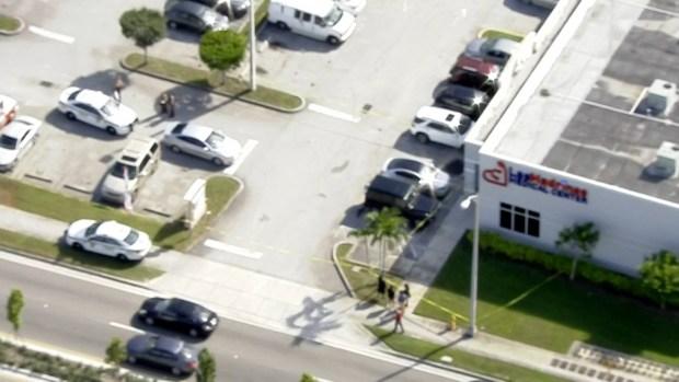 [MI] Shooting Scene in SW Miami-Dade