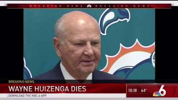 [MI] Wayne Huizenga Dies at 80