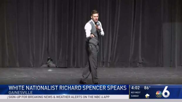 [MI] White Nationalist Richard Spencer Speaks at UF