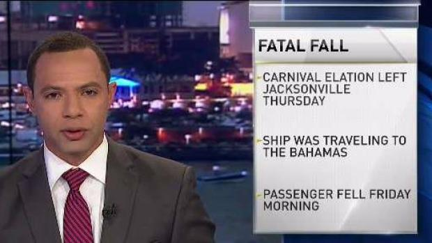 [MI] Woman Falls From Balcony on Cruise Ship