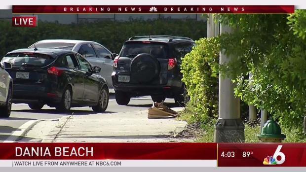 [MI] Woman's Body Found in Dania Beach Field