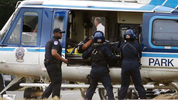 [NATLDC] Capitol Officer Airlifted After Car Chase, Exchange of Gunfire