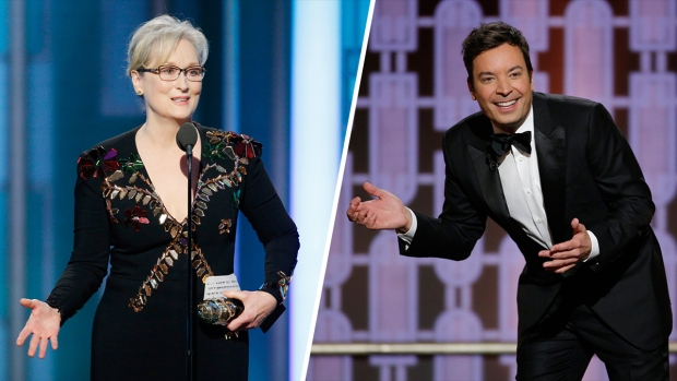 [NATL] Top Moments From the 2017 Golden Globes