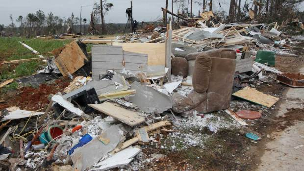 [NATL] Tornado Kills at Least 23 in Alabama, Gov. Declares Emergency