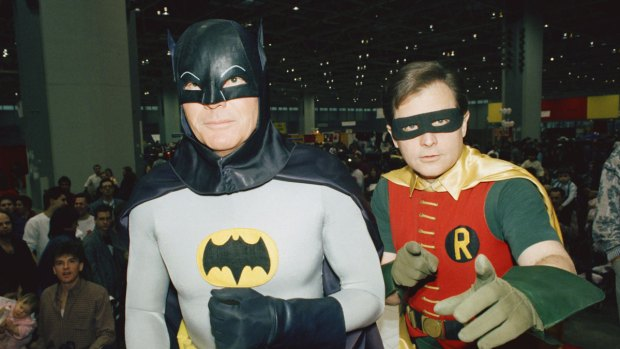 Adam West, Iconic Star Of TV's 'Batman,' Has Died
