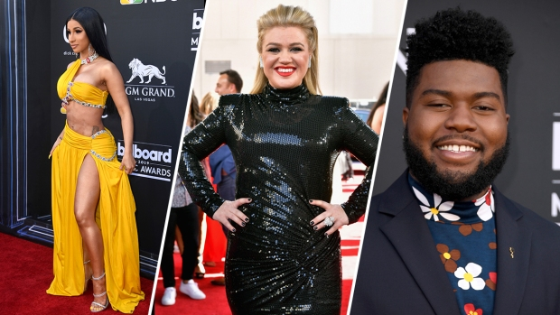[NATL] The Best of the Billboard Music Awards 2019 Red Carpet