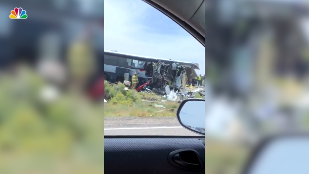 [NATL] Multiple Fatalities in New Mexico Bus Crash