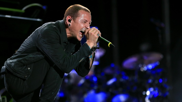 [NATL] Linkin Park Frontman Chester Bennington Dies at 41
