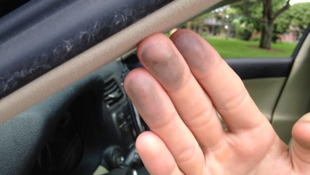 NBC 6 Investigates: Lexus' Sticky Dashboard Situation