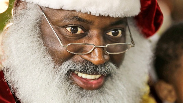 [NATL] The Many Faces of Santa Claus
