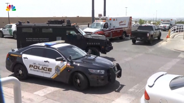 [NATL] 22 Killed in Shooting in El Paso, Texas