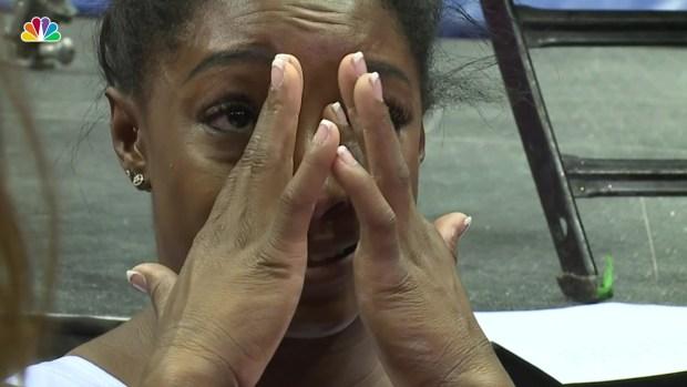 [NATL] 'You Had One Job and You Couldn't Protect Us': Biles to USA Gymnastics