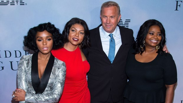[NATL]'Hidden Figures' Cast Discusses Race, Gender Issues Broached in Critically Acclaimed Film