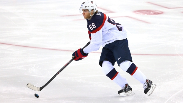 [NATL-SOCHI] Men's Hockey at Sochi: USA vs. Czech Republic