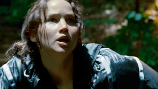 "New ""Hunger Games"" Trailer Promises Creepy People, Fun Hair"