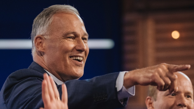[NATL] Everything Jay Inslee Said During Night 1 of the Democratic Debate in Miami
