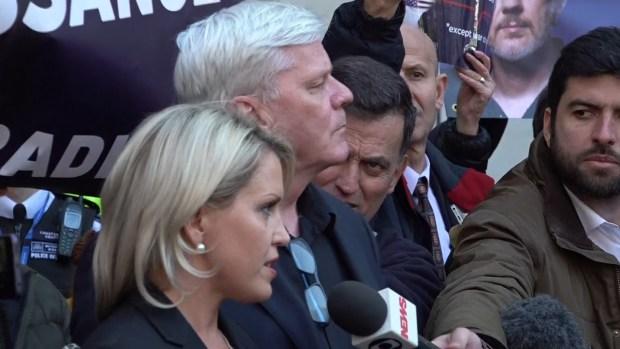 [NATL] Assange's Lawyer on Arrest: 'This Sets a Dangerous Precedent'