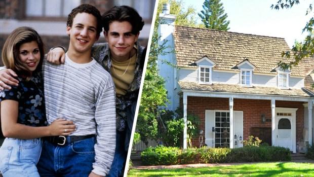 [NATL-LA] 'Boy Meets World' House Gets Price Cut