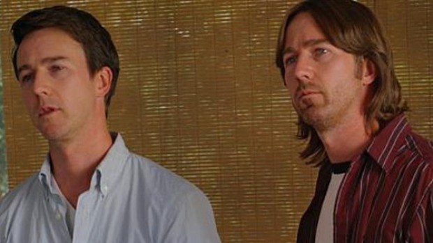 """[NATL] The """"Leaves of Grass"""" Trailer -- Starring Ed Norton and Ed Norton!"""