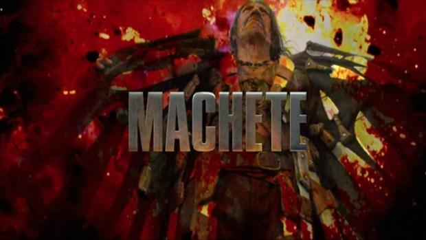 """[NATL] """"Machete"""""""