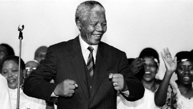 [NATL] Nelson Mandela's Life and Times