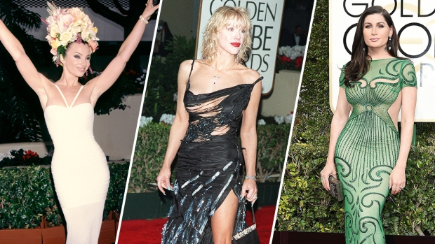 The Most Memorable Golden Globes Looks