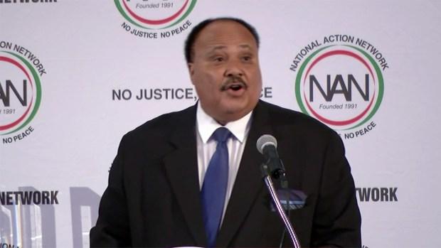 [NATL] MLK III: American Dream Is 'a Nightmare'