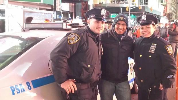 [NY] NYPD Twitter Campaign Backfires