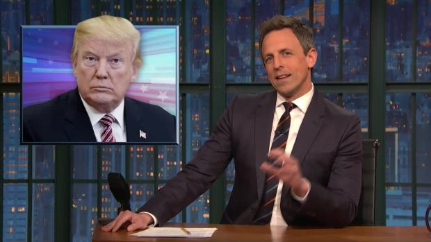 [NATL] 'Late Night': A Closer Look at Gary Cohn's Resignation and Stormy Daniels' Lawsuit