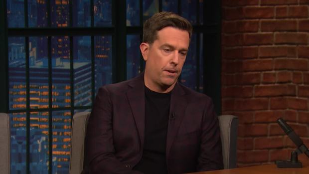 [NATL] 'Late Night': Ed Helms Shamed Kids for Peeing in the Pool