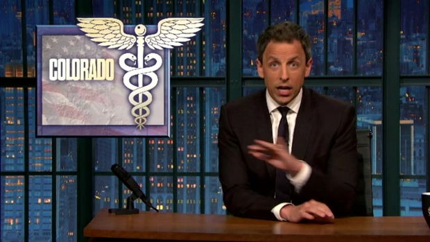[NATL] 'Late Night': A Closer Look at Single Payer Healthcare