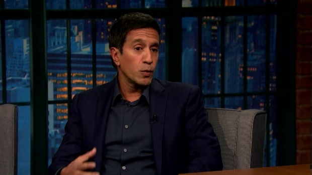 [NATL] 'Late Night': Dr. Sanjay Gupta Thinks Denying Patients Medicinal Marijuana Is Immoral