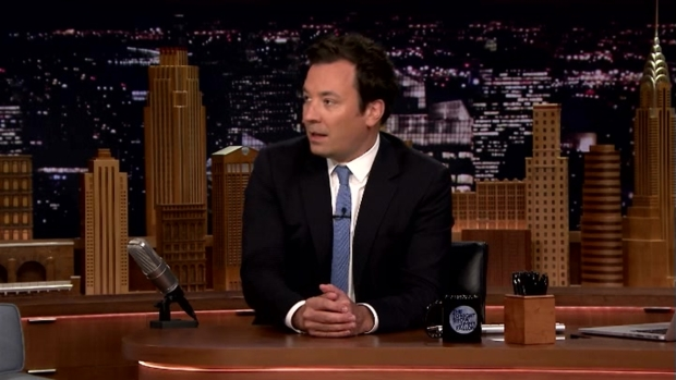 [NATL] 'Tonight Show:' Fallon Breaks Down Arithmetic Using Pop Culture