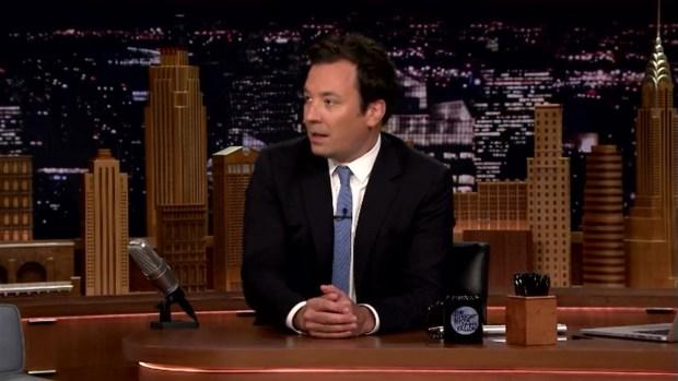 [NATL] 'Tonight Show:' Fallon Breaks Down Arithmetic Using Pop Culture