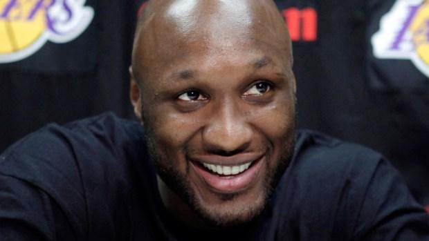[NATL-NY] 911 Calls on Lamar Odom