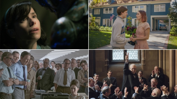 Traveling to places depicted in Oscar-nominated films
