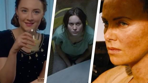 [NATL] Oscars 2016: Best Picture Mashup