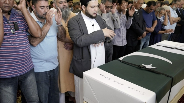 Thousands Mourn Pakistani Student Killed in Texas School Shooting